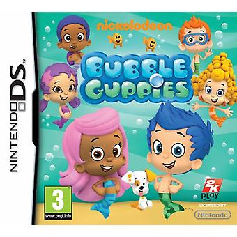 Bubble guppies (Nintendo DS)-nytt