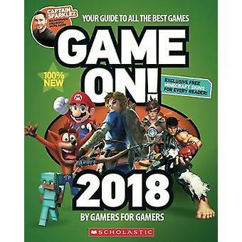 ¡Juego en! 2018 por Scholastic - libro 9781338189933