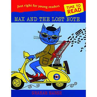 Tijd om te lezen - Max en de verloren notitie door Graham Marsh - 9781847805447 B