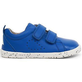 Bobux I-walk Boys Grass Court Shoes Sapphire Blue