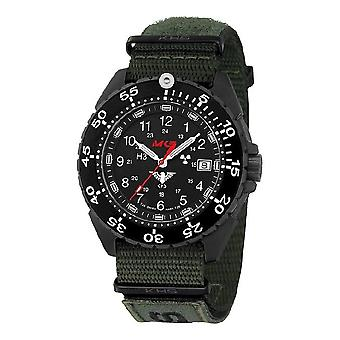 KHS watches mens watch enforcer black titanium KHS. ENFBT. NXTO1