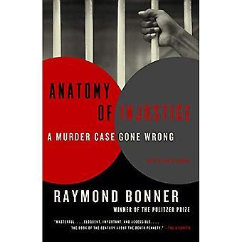 Anatomie de l'Injustice: un meurtre affaire a mal tourné (Vintage)