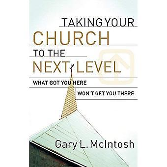 Uw kerk nemen naar het volgende niveau: wat heb je hier zal niet krijg je er