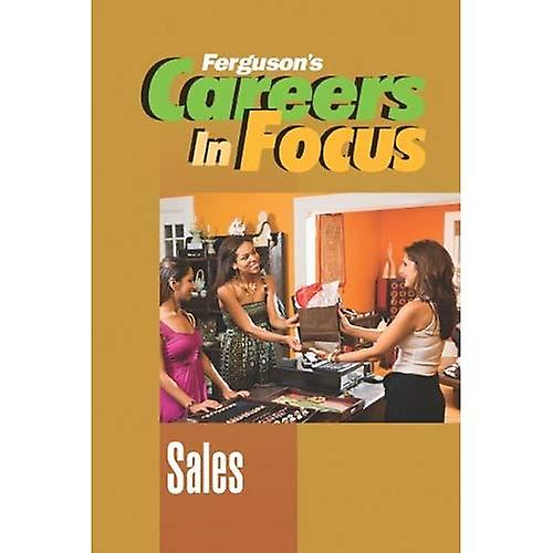 Careers in Focus: Sales