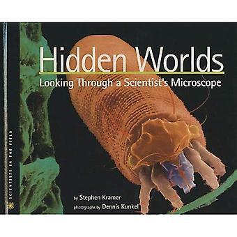 Verborgen werelden: Kijken door een wetenschapper Microscoop