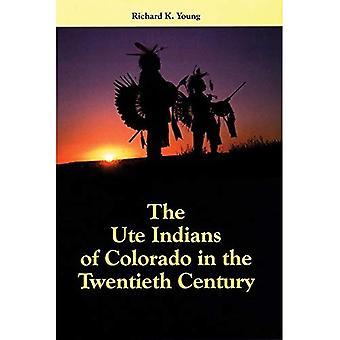 Die Ute-Indianer von Colorado im zwanzigsten Jahrhundert