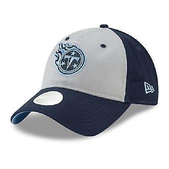 Tennessee Titans NFL nowa era szary Glitter regulowany kapelusz