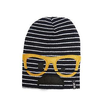 New Barts Boy's Stanley Beanie Outdoors Winter Hat Navy (en)