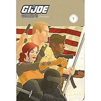 G.i. JOE: Origins Sammelband 1