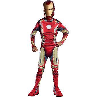 IJzeren Man Age Of Ultron kind kostuum