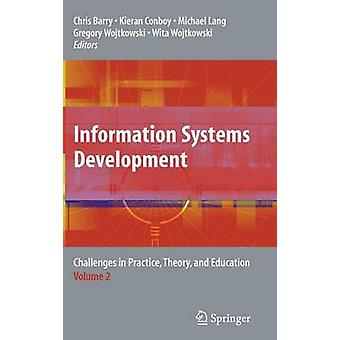 Information Systems Development by Barry & Chris