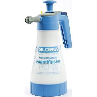 Gloria Haus und Garten 000655.0000 FoamMaster FM 10 Pulverizador de presión de la bomba 1 l