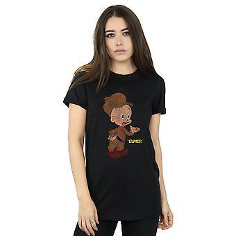 Looney Tunes kobiet Elmer Fudd trudnej sytuacji chłopaka Koszulka