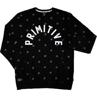 Primitive Apparel North Star Sweatshirt Black