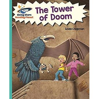 Reading Planet - The Tower of Doom - Turquoise - Galaxy by Linda Chapm
