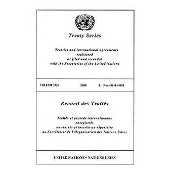Treaty Series - Volume 2530 by United Nations - 9789219004955 Book