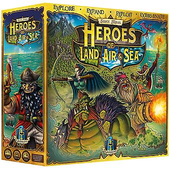 Heroes Land Air & Sea lauta peli