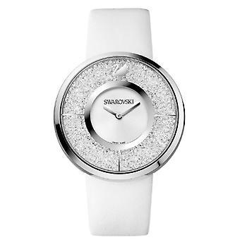 Swarovski kristallijne - witte dameshorloge 1135989
