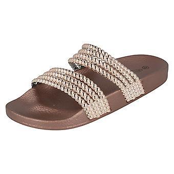 Hyvät paikalla rento kesällä sandaalit