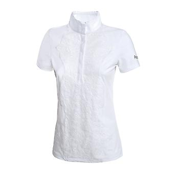 Pikeur Malea Ladies Competition Shirt - White