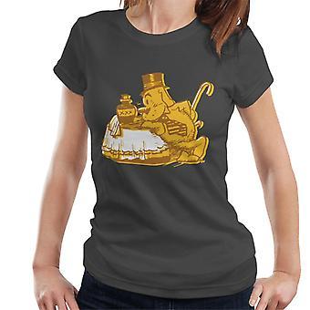 Krazy Kat Pupp lean-T-shirt til kvinder