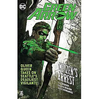 Green Arrow Vol. 7 (Rebirth)
