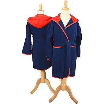 A&R Towels - Boyzz & Girlzz� Hooded Bathrobe - Dressing Gown