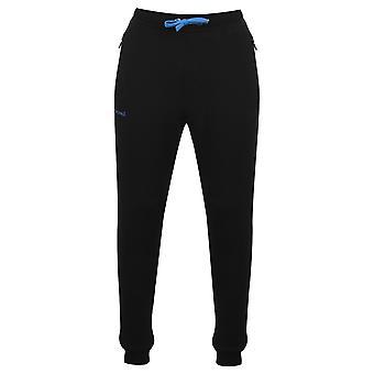 KooGa Mens Cuffed SN99 Sports Training Jogging Long Pants Bottoms