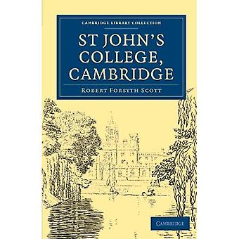 St John's College, Cambridge (kolekcji biblioteki Cambridge - Cambridge)