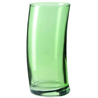 Leonardo High green glass Swing (Kitchen , Household , Cups and glasses)