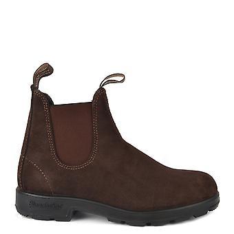 Blundstone Men's 1458 Brown Suede Boot