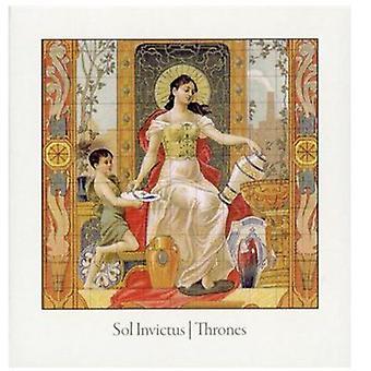 Sol Invictus - Thrones [CD] USA import