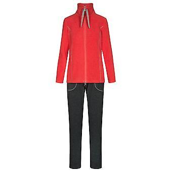 Rasc 1884169-10715 Women's New Romance Coral Orange Loungewear Set