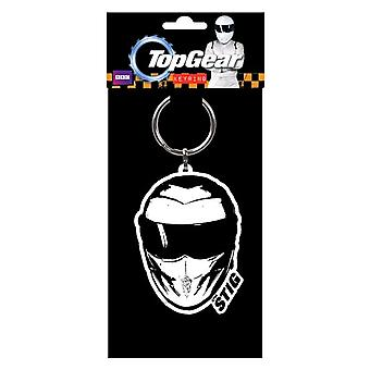 Top Gear The Stig Flexible Keyring