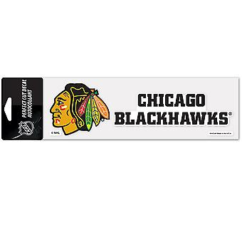 Wincraft decal 8x25cm - NHL Chicago Blackhawks