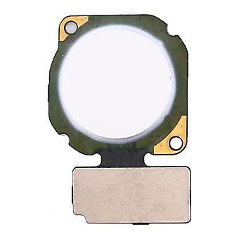 Für Huawei P20 Lite Fingerprint Sensor Weiß Flex Kabel Ersatzteil Reparatur Zubehör