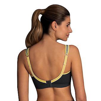 Anita 5529-468 Women's Active Iconic Grey Sports Bra