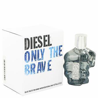 Only The Brave Eau De Toilette Spray By Diesel   459577 75 ml
