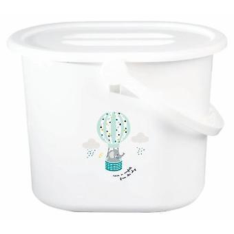 Bebe-Jou Diaper Bucket Confetti Party