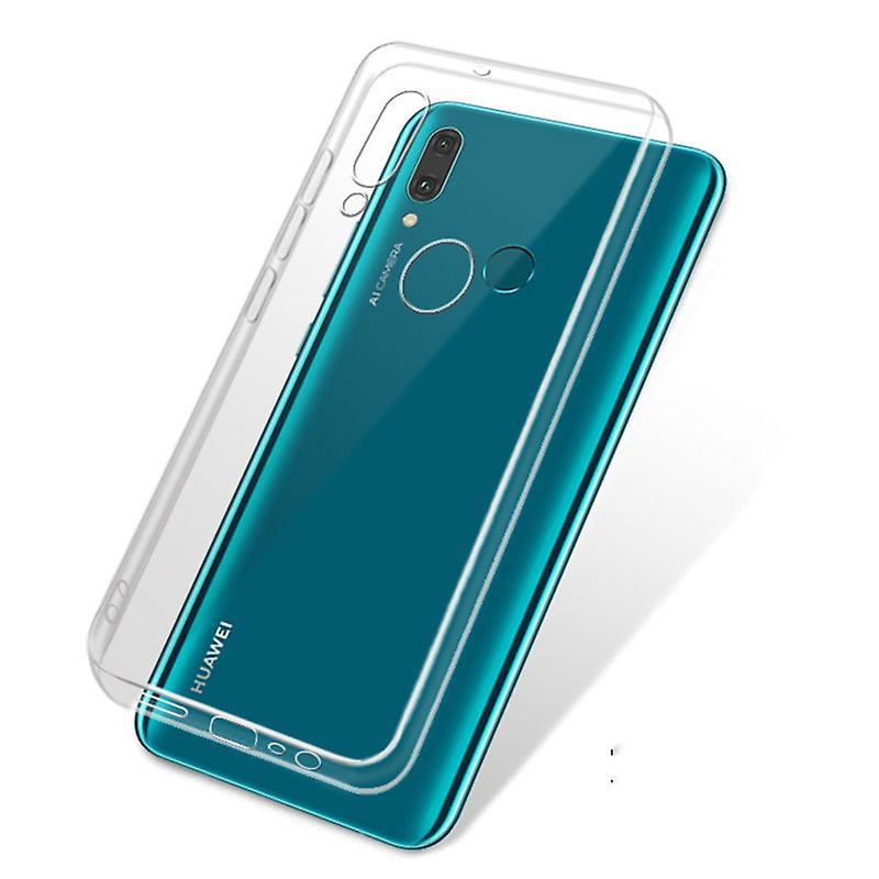 iCoverCase | Huawei Y9 2019 | Transparent Skal