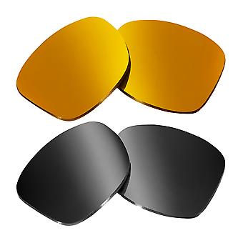 Polarized Replacement Lenses for Oakley Holbrook Sunglasses Anti-Scratch Anti-Glare UV400 by SeekOptics
