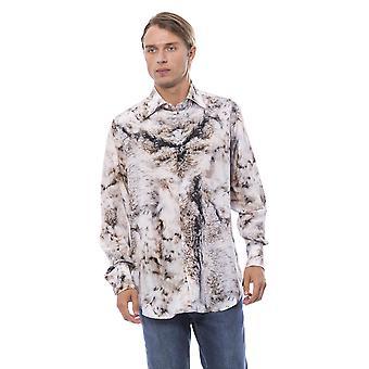 多色の億万長者メンズシャツ