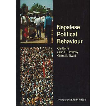 Nepalese Political Behaviour by Ole Borre - Sushil R. Panday - Chitra