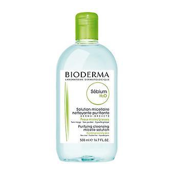 Make Up Remover Micellar Water Sebium Bioderma