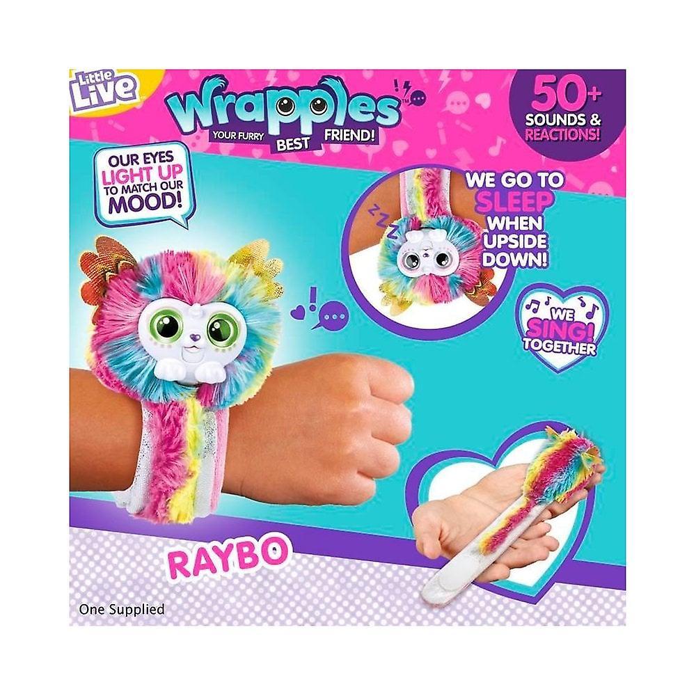 Lilla Live Husdjur Little Live Wrapples Raybo