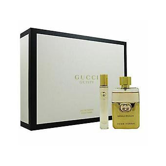 Gucci Guilty Pour Femme Gift Set 50ml EDP + 7.4ml EDP