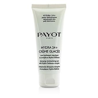 Payot Hydra 24+ Creme Glacee Plumpling Moisturizing Care - For Dehydrated Normal To Dry Skin (tamaño de salón) - 100ml/3.3oz