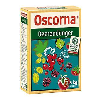 OSCORNA® bessenmeststof, 2,5 kg