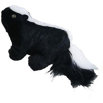 Произведения Глория Skunk Тедди дикого для собак (собак, мягкие игрушки, игрушки & спорт)