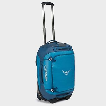Nuevo Osprey Rolling Transporter 40 Travel Luggage Blue